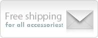 Free shipping for all program accessories.